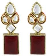 Karatcart Women's Modish Kundan Earrings