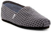 Toms Classic Check Slip-On Shoe