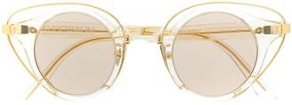 Kuboraum Cat Eye Sunglasses