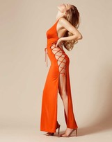 Agent Provocateur Traci Cover Up Orange