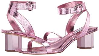 Steve Madden Yanni Heeled Sandal (Black) Women's Shoes