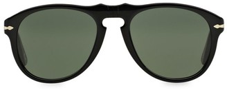 Persol 54MM Pilot Sunglasses