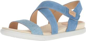 Ecco Women's Women's Damara Crisscross Sandal