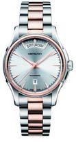 Hamilton Jazzmaster Day Date Auto Two-Tone Stainless Steel Bracelet Watch