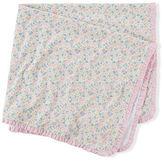 Ralph Lauren Floral Cotton Blanket