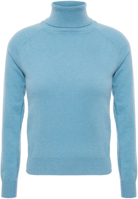 Stella McCartney Wool And Alpaca-blend Turtleneck Sweater