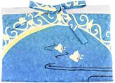 Chidoriya Large Lingerie Pouch - Blue