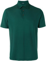 Zanone classic polo shirt