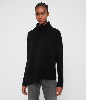 AllSaints Witby Roll Neck Jumper