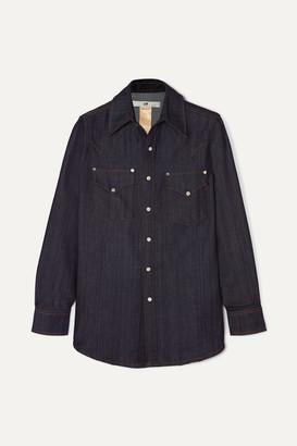 Eytys Sierra Denim Shirt - Indigo