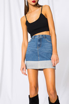 superdown Victoria Denim Skirt