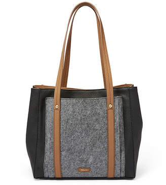 Fossil RELIC BY Relic By Bailey Double Shoulder Bag
