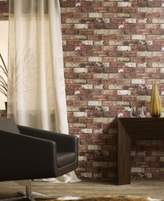 Graham & Brown Brick Wallpaper