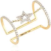 Perlota Starlight Evening Star Ring