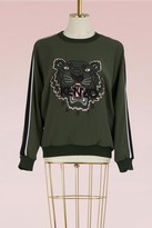 Kenzo Sweater Tiger embroidery