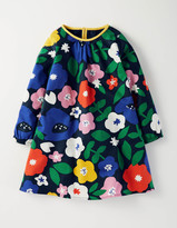Boden Fun Printed Dress
