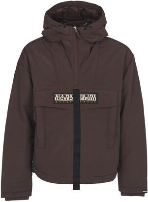 Napapijri Brown Skidoo Creator Jacket