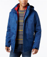 Izod Men's 3 - 1 Hooded Ski Jacket
