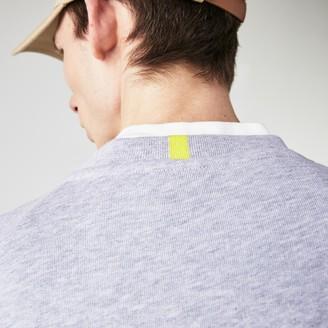 Lacoste Mens x National Geographic Organic Cotton Sweatshirt