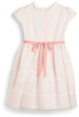 Lesy Embroidered Dress (3-14 Years)
