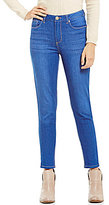 GB High-Waist Skinny Jeans