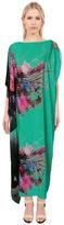 Caffe Swimwear - Kaftan Dress In Green