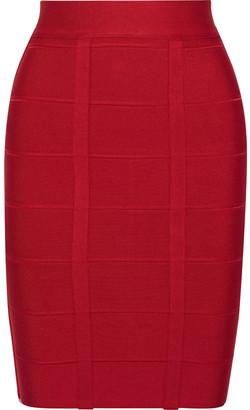 Herve Leger Bandage Skirt
