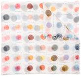 Faliero Sarti polka-dot scarf - women - Silk/Modal - One Size