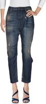 Twin-Set Denim pants - Item 42621284