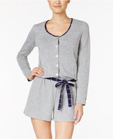 Nautica Knit Pajama Romper