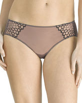 Natori Showcase Embroidered French Cut Briefs