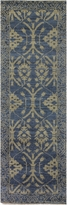 Bashian Rugs Olympia Hand-Knotted Wool Runner