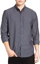 Howe Highwire Long Sleeve Trim Fit Shirt