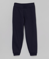 Eddie Bauer Navy Sweatpants -Boys