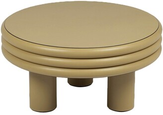 Scala Stephane Parmentier cappuccino large low coffee table