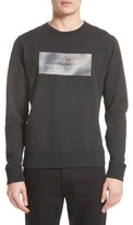 Saturdays NYC Men's Bowery Logo Graphic Sweatshirt