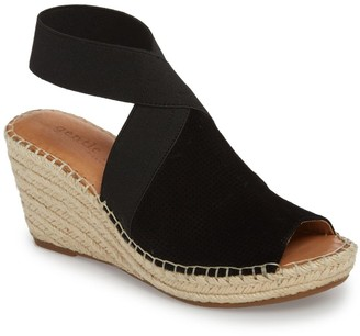 Gentle Souls By Kenneth Cole Colleen Espadrille Wedge Sandal