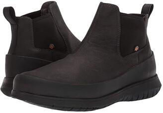 Bogs Freedom Chelsea (Gray) Men's Shoes