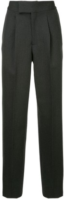 Cerruti high waist trousers