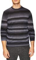 Toscano Degrade Stripe Sweater