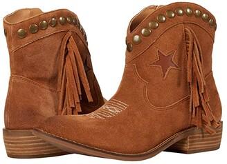 Dingo Lonestar (Whiskey Suede) Women's Boots