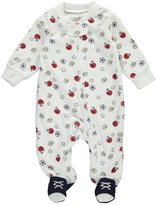 """Carter's Baby Boys' """"Sports Medley"""" Terry Coverall"""