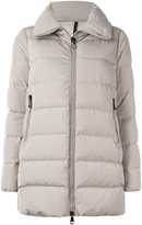 Moncler 'Petrea' padded jacket - women - Feather Down/Polyamide/Polyester - 1