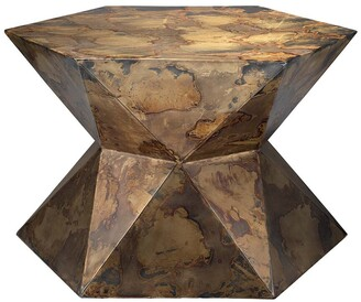 Jamie Young Large Crown Side Table