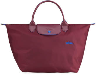 Longchamp Le Pliage Club Top-Handle Tote Bag