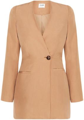 ST. AGNI Taille Tencel-Blend Blazer