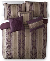 JCPenney Home ExpressionsTM Toulouse 7-pc. Jacquard Comforter Set