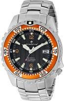 Momentum 1M-DV06O00 Men's M1 Deep 6 Sport Wrist Watches, Black