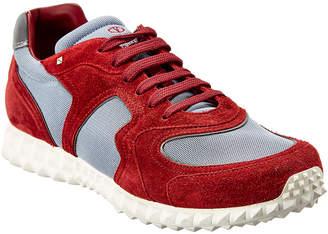 Valentino Suede Sneaker