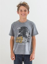 Junk Food Clothing Kids Boys Star Wars Tee-steel-l